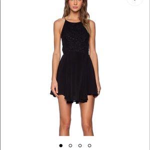 Jasmine fit and flare dress